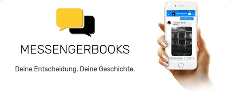 Messengerbooks: Episode 1 veröffentlicht