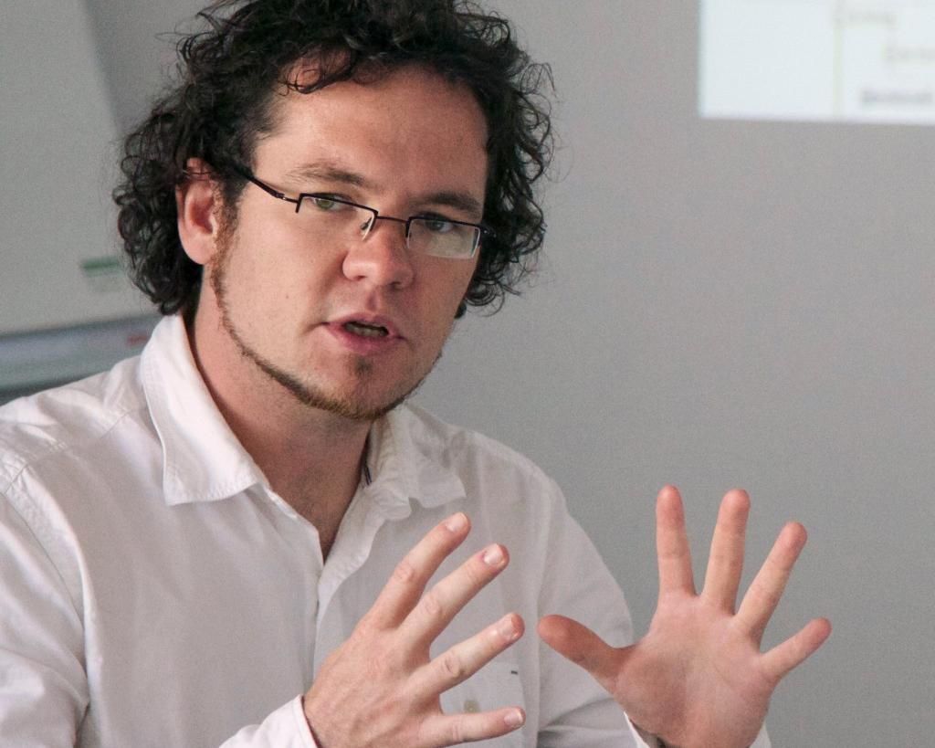 Robin Hädicke: Über professionelles Laientum und darüber, den eigenen Beruf zu erfinden
